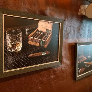 Bespoke Cigar Lounge by Casdagli