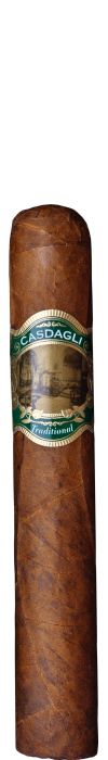 Robusto of Traditional Line by Casdagli Cigars