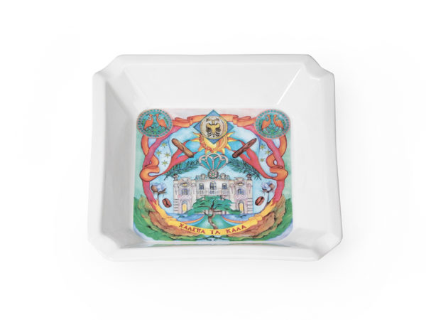 Villa Casdagli Collection luxury custom cigar ashtray