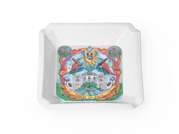Villa Casdagli Collection luxury custom cigar ashtray