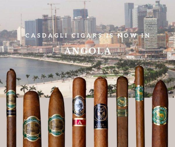 Casdagli Cigars in Angola