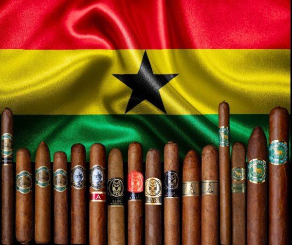 Casdagli Cigars available in Ghana