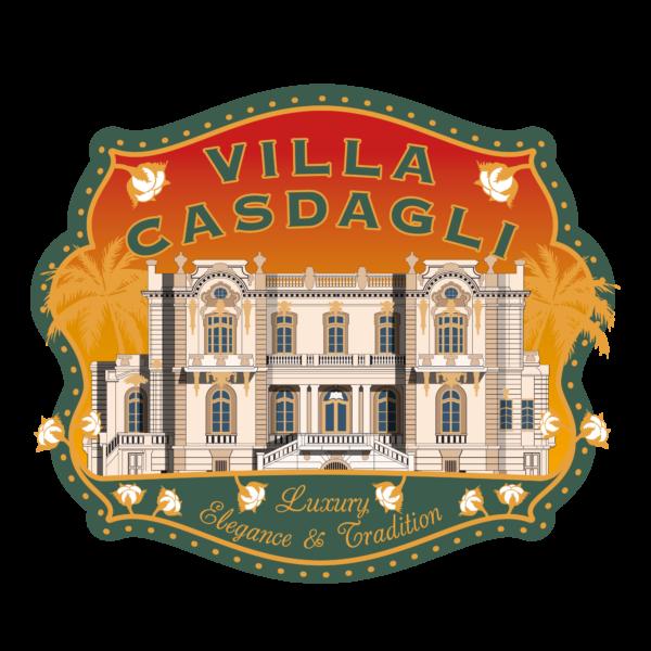 Villa Casdagli Line emblem