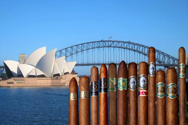Casdagli Cigars launches in Australia