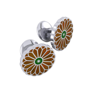 Villa-Casdagli-Collection-Peacock-Collection-stertling-silver-cufflinks_1